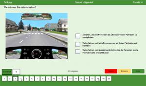 360° online Pruefungssimulation