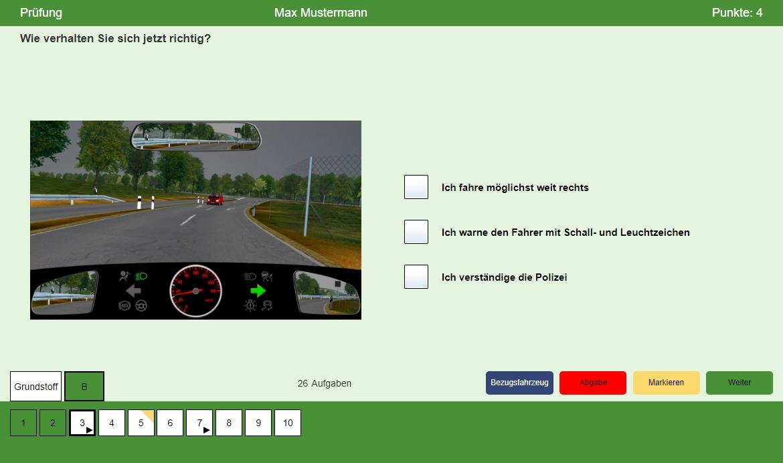 360-online-Pruefungssimulation